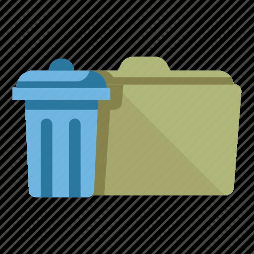Bin, container, garbage, rubbish, trash, urban icon - Download on Iconfinder