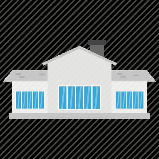 building, farmhouse, flats, home, house, real estate icon