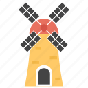propeller, rotor, turbine fans, wind turbine, windmill icon