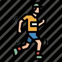 runner, running, sport, trainer, trainers