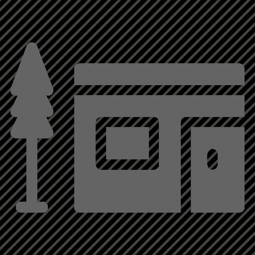 cafe, restaurant, shop icon