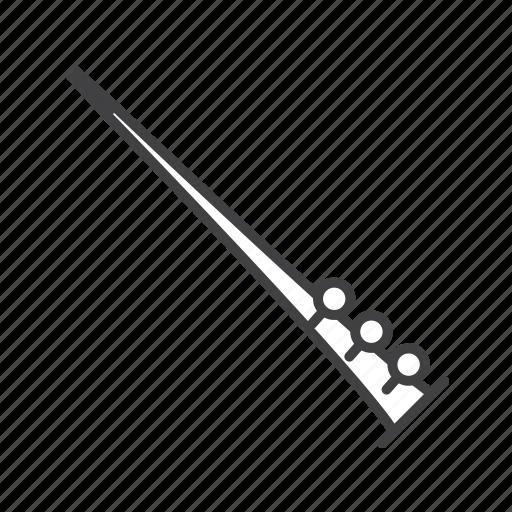 Brass, saxophone, soprano icon - Download on Iconfinder