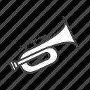brass, cornet
