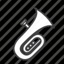 brass, contrabass, tuba