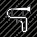 brass, cimbasso, trombone icon
