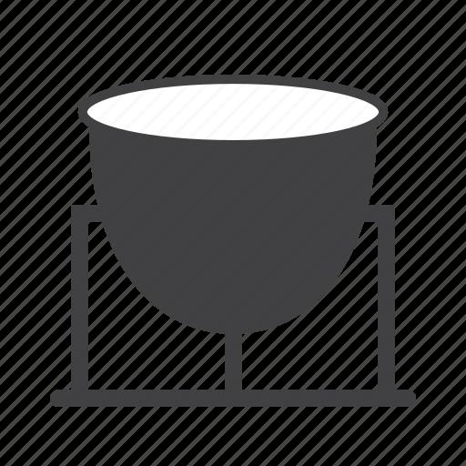 drum, percussion, timpani icon