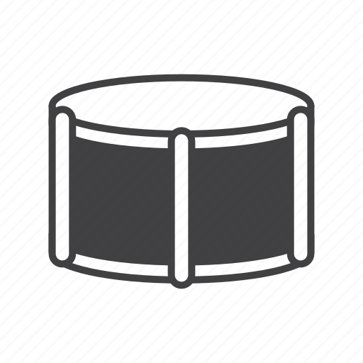Drum, percussion, snare icon - Download on Iconfinder