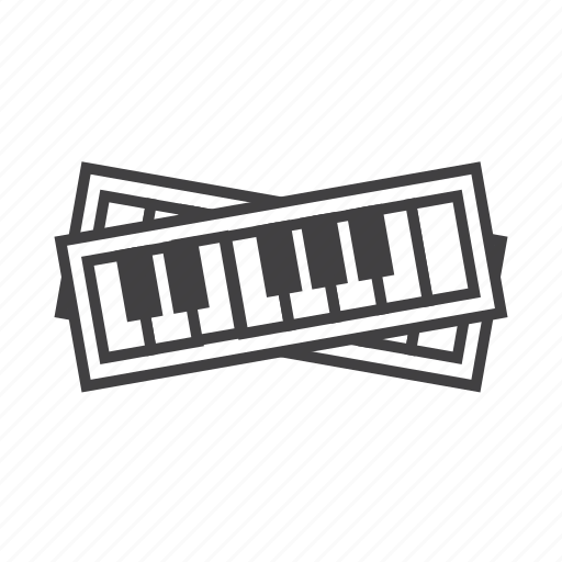 keyboards, misc, piano icon