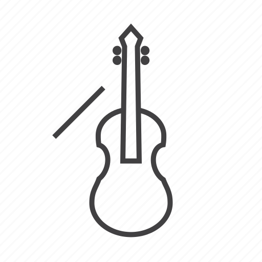 Bass, bow, contrabass, double, string, viol icon - Download on Iconfinder