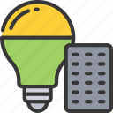 bulb, clean, energy, led, light icon