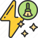clean, energy, power, renewable icon