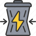 clean, energy, reduce, renewable, waste icon