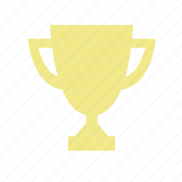 award, badge, medal, run, trophy, win, winner icon