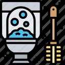 bathroom, toilet, hygiene, cleaning, sanitary