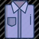 ironed, shirt