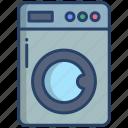 washing, machine