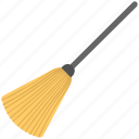 broomstick, cleaning floor, equipment, sweeper, sweeping floor icon