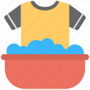 detergent, drying clothes, laundry, soap water, washing clothes icon