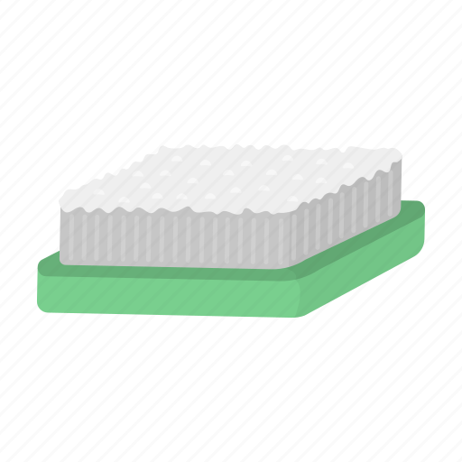 brush, cleaning, cleanup, equipment, tool icon