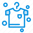 clothes, drying, hanging icon