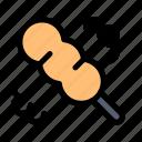 broom, duster, wash icon