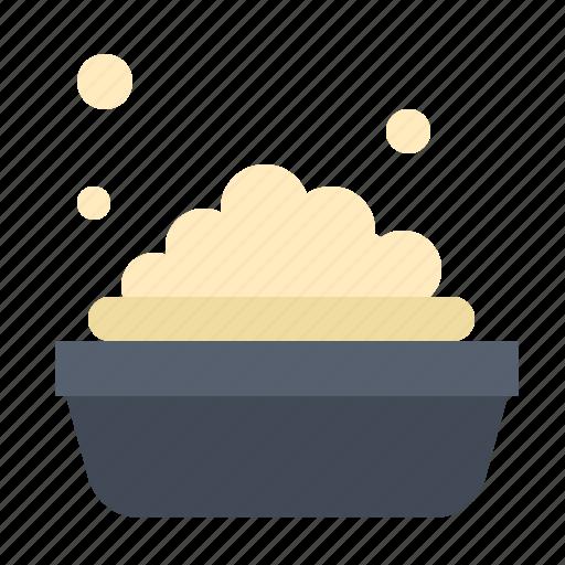 bowl, cleaning, washing icon