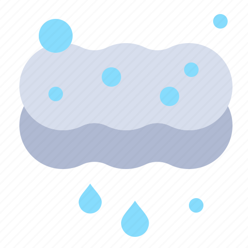 clean, cleaning, sponge, wash icon