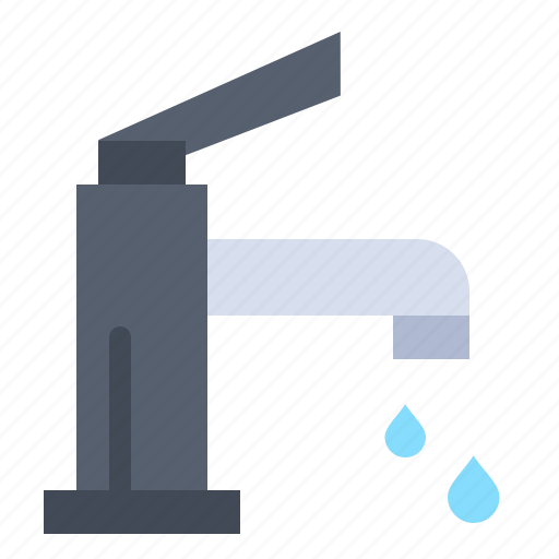 Bath, bathroom, cleaning, faucet, shower icon - Download on Iconfinder