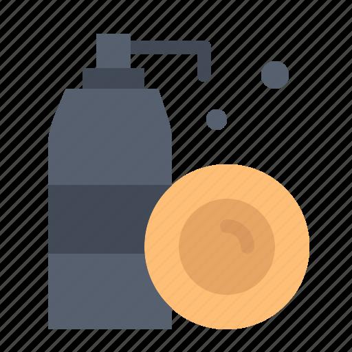 aerosol, bottle, cleaning, spray icon