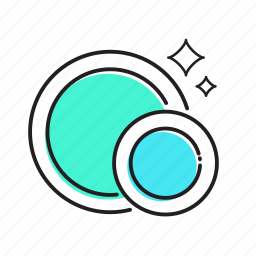 clean, clean dishes, plates icon