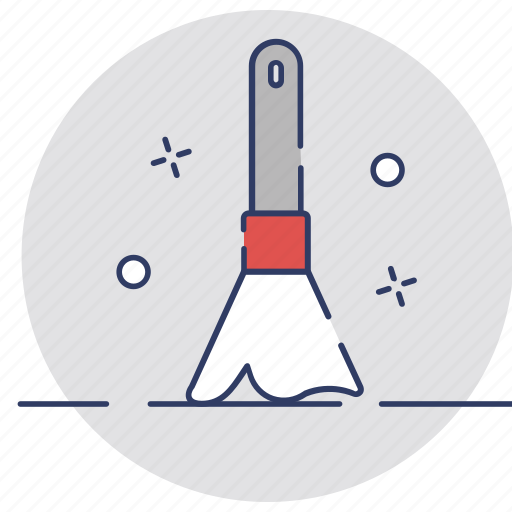 broom, broom stick, cleaning, mop, sweeping icon