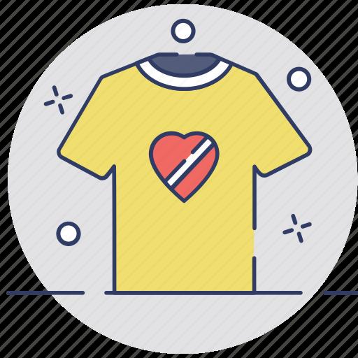 clothes, clothing, shirt, t shirt, tee icon