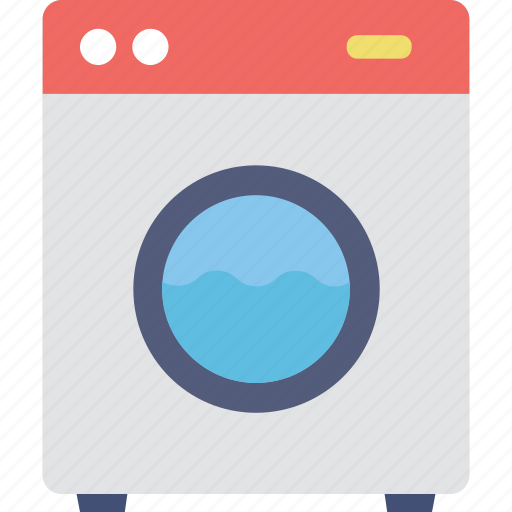 appliance, dryer, electronics, laundry, washing machine icon