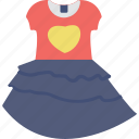 clothes, dress, fashion, frock, sundress icon