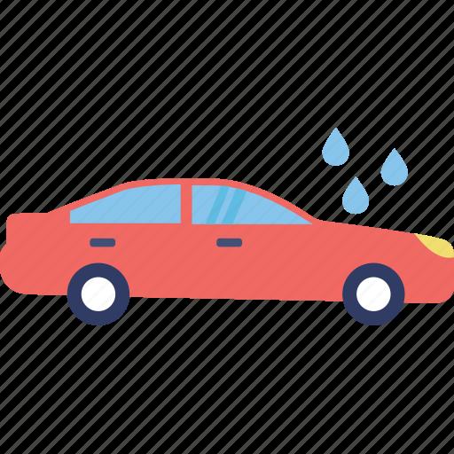 automobile, car, car clean, car wash, wash icon