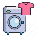 dryer, laundry, washer icon