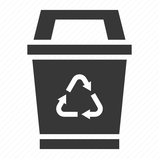 Bin, cleaning, cleaning equipment, equipment, housekeeping, trashcan icon - Download on Iconfinder