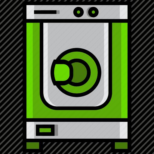 clean, cleaning, dirt, wash, washer, washing machine icon