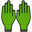 clean, cleaning, dirt, glover, hand, roster glover, wash icon
