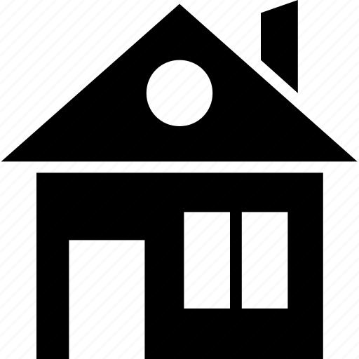 building, cottage, home, house, real estate icon