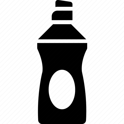 bottle, conditioner, cosmetics, lotion, shampoo icon