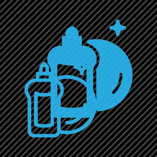 bottle, cleaner, cleaning, detergent, dichwashing, interior, kitchen icon
