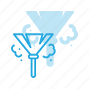 cleaner, cleaning, dust, dusting, interior, mop, tool icon