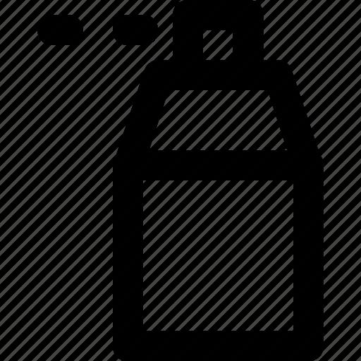 air freshener, bottle, cologne, fragrance, spray icon