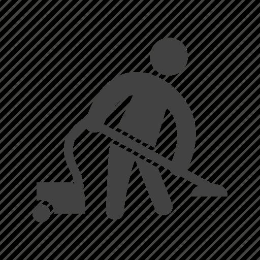 cleaner, electric, equipment, floor, home, machine, vacuum icon