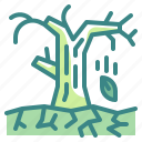 disaster, drought, dry, global, hot, summer, weather icon