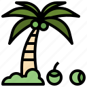 forest, garden, jungle, leaves, rain, tropical, weather