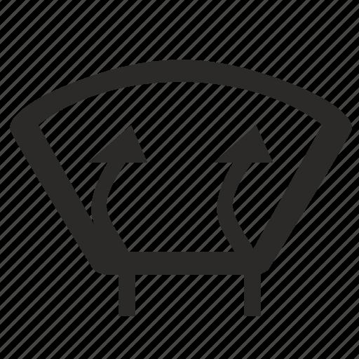 climate, control, temperature, window icon
