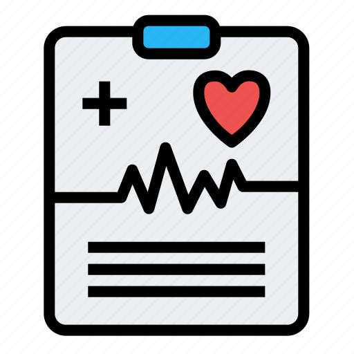 doctor, healthcare, hospital, medical, report, test icon
