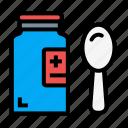 drugs, health, herbal, medical, medication, medicine, syrup